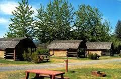 Foster Lake cabins 2017